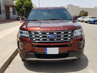 Ford Explorer - USA import