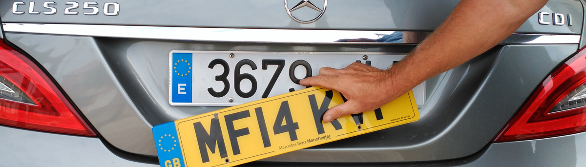 how to find who own a numberplate